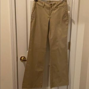 NEW! Old Navy khaki pants size 0